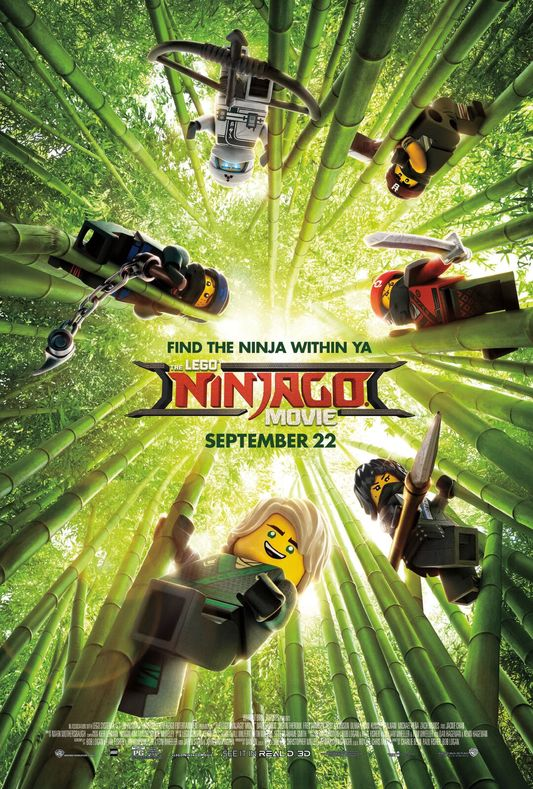 LegoNinjago movie