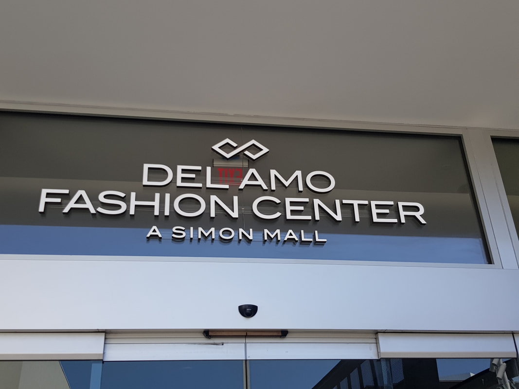 Back To School Shopping At Del Amo Fashion Center