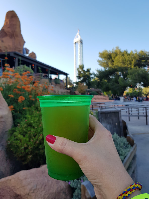 Backyard Style BBQ Party at Knott's Berry Farms: Knott's Summer Nights