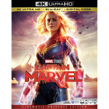 Captain Marvel is launching onto Digital!