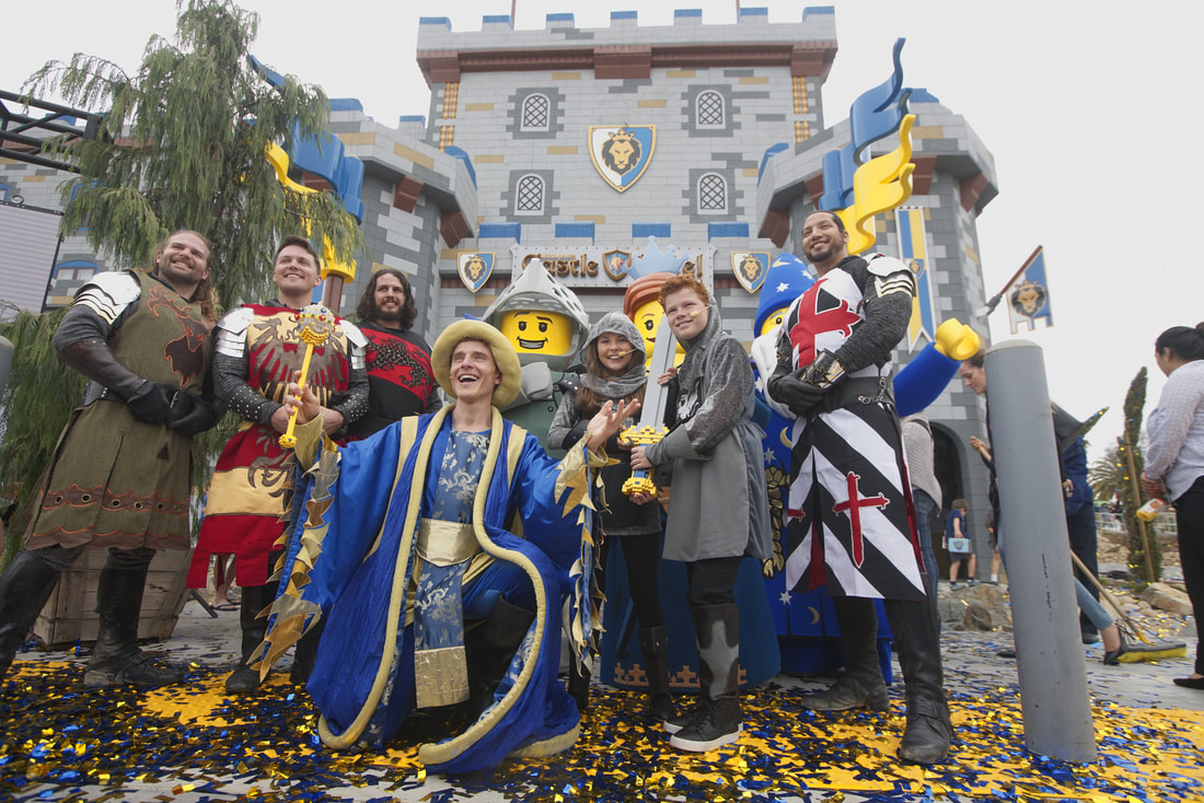 LEGOLAND® Castle Hotel At LEGOLAND® California Resort Is Now Open