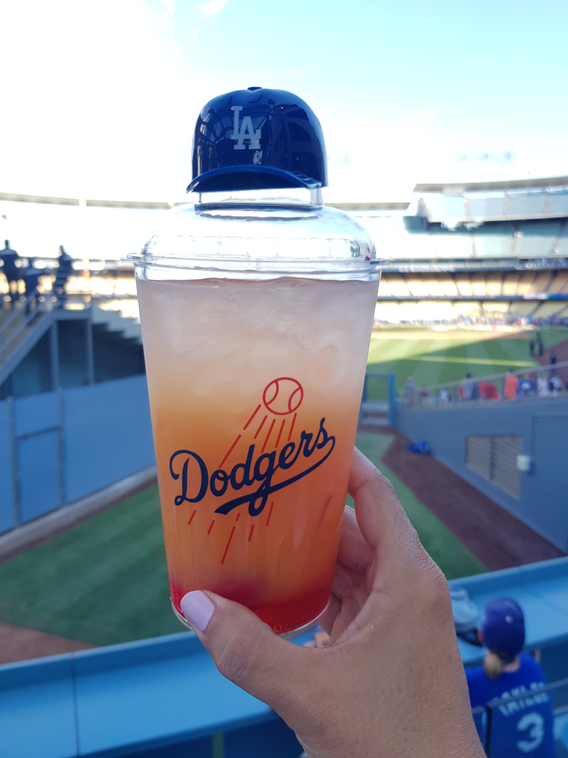 You can bring your own food to the Dodger Stadium