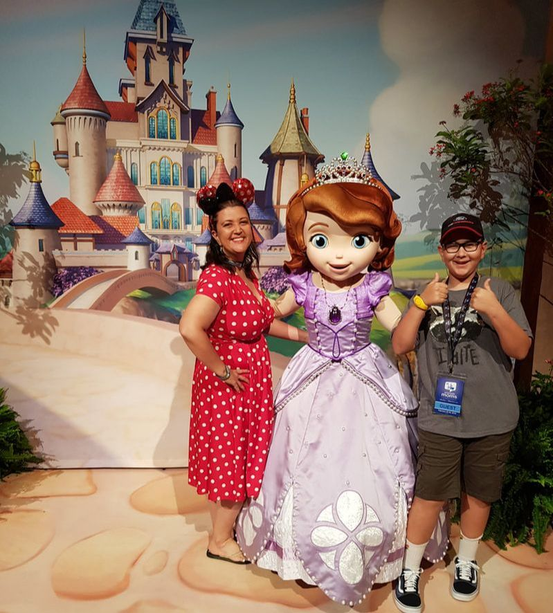 Disney Social Media Mom's Celebration Day 3