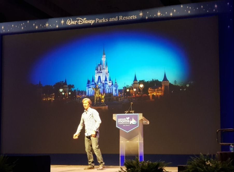 David Roark, Manager of Creative Photography at Walt Disney World Resort
