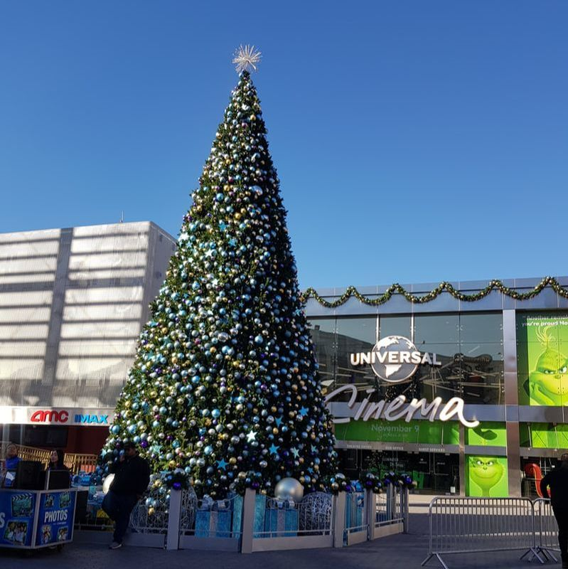 Grinchmas with The Grinch, his faithful dog Max and the Who-ville Whos return to Universal Studios Hollywood
