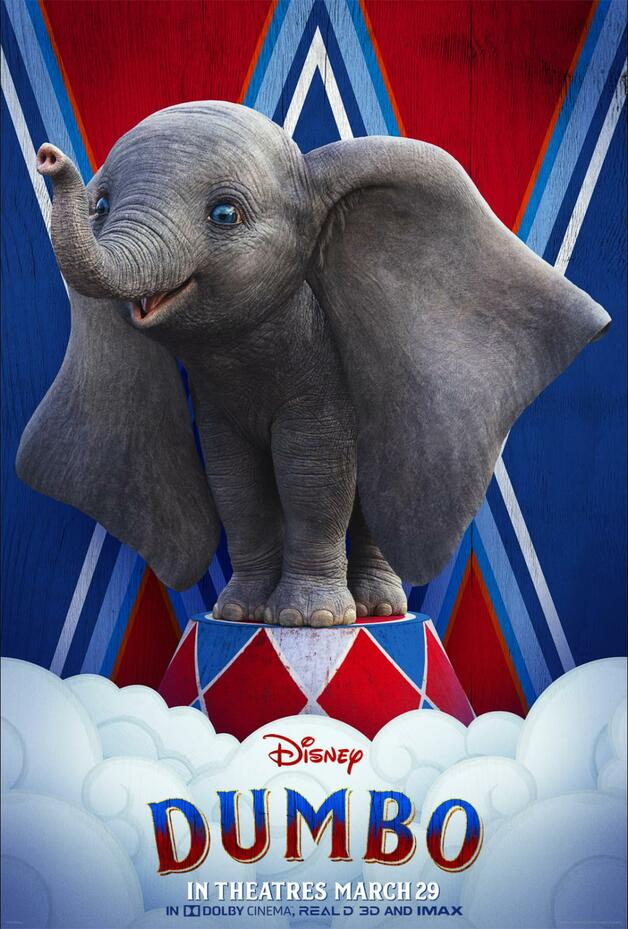 "Disney's ""Dumbo"" is an Epic Family Adventure with a Dark Side (Spoiler-Free Review)"