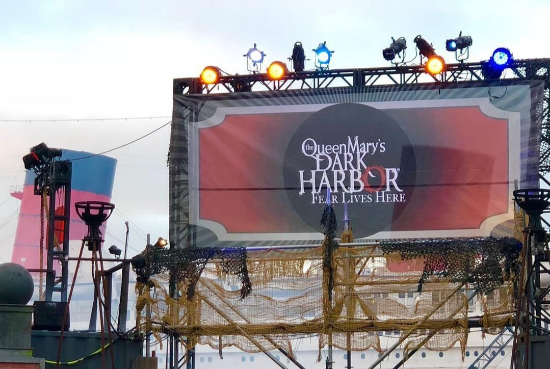 Dark Harbor At The Queen Mary 2018