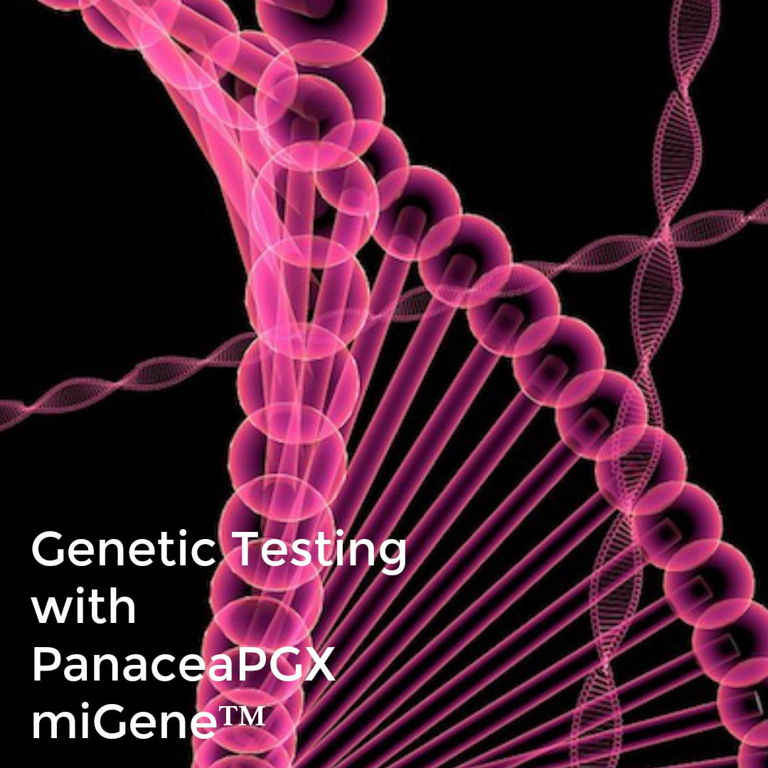 Genetic Testing with PanaceaPGX miGene™
