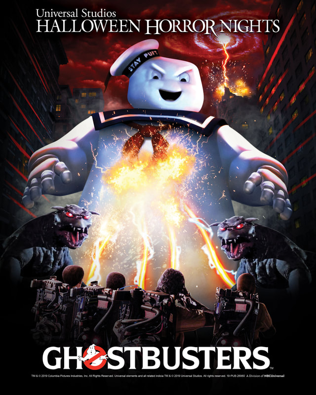 Ghostbusters maze coming to