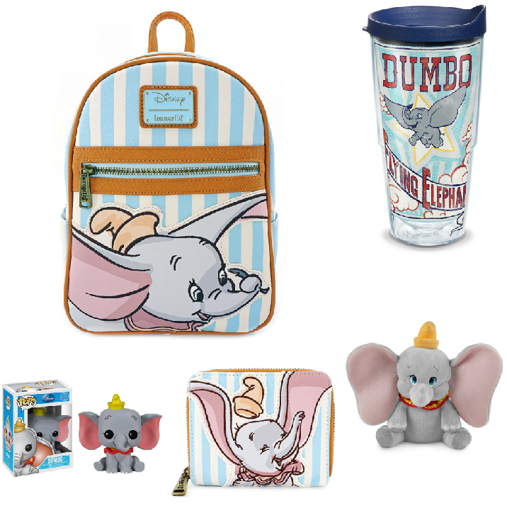Gift Guide for the Dumbo Lover