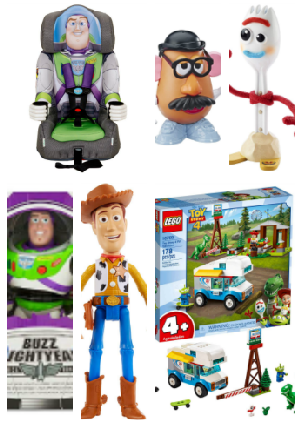 Gift guide for the Toy Story fan