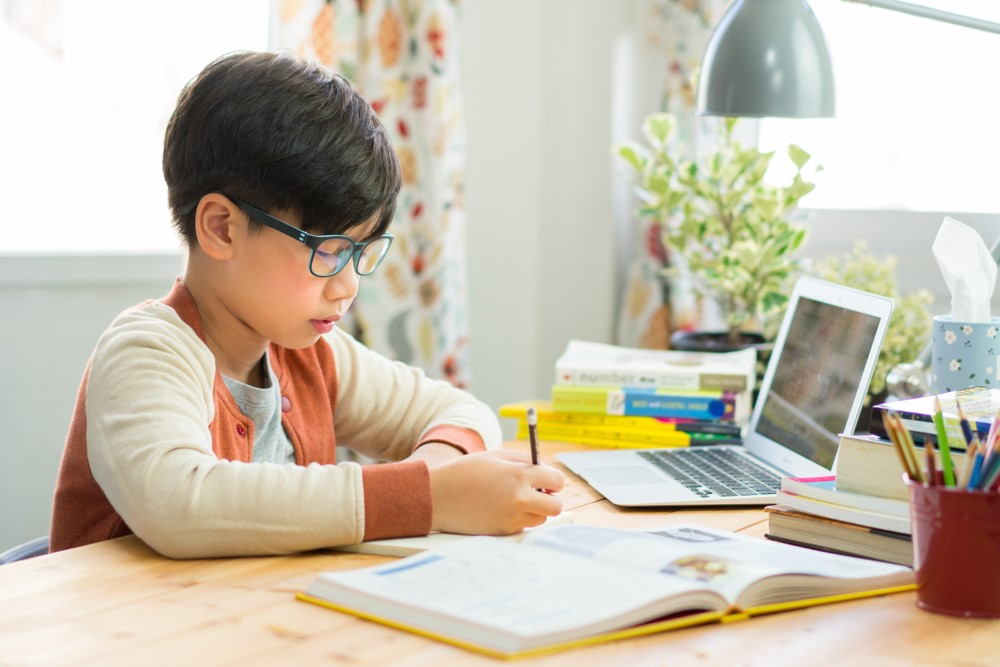 How to Help Your Elementary Student Be Successful with Online School