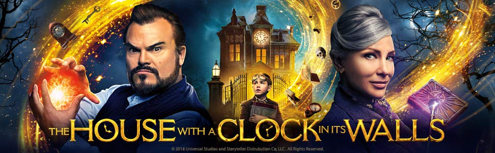 The House With The Clock On Its Walls Now Available On Blu-Ray