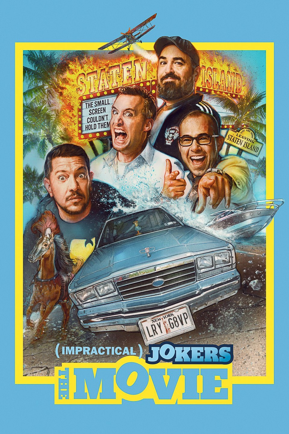 Impractical Jokers: The Movie Review