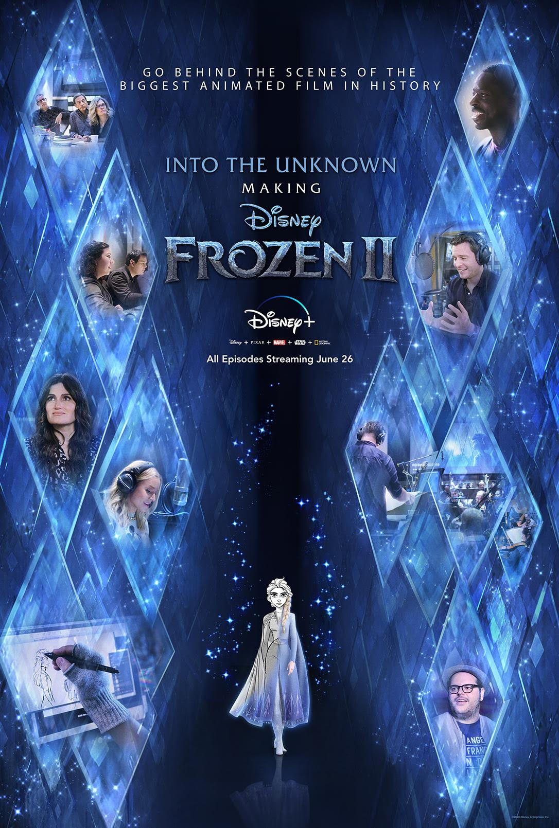 Into The Unknown: Making Frozen 2 on Disney+