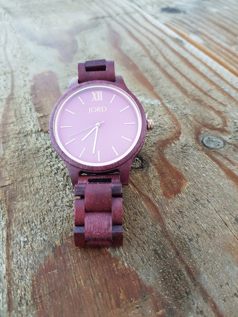 Timeless gift: JORD Wood Watch