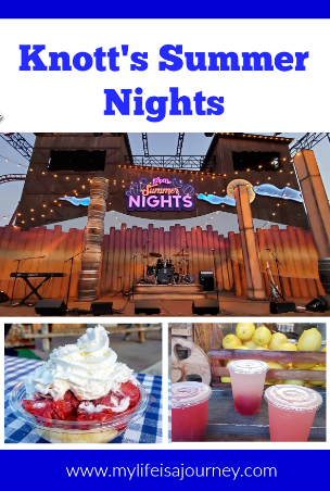 Backyard Style BBQ Party at Knott's Berry Farms