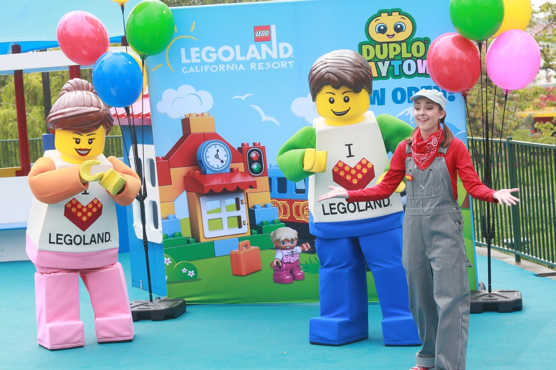 DUPLO®Playtown is now open at  LEGOLAND® California