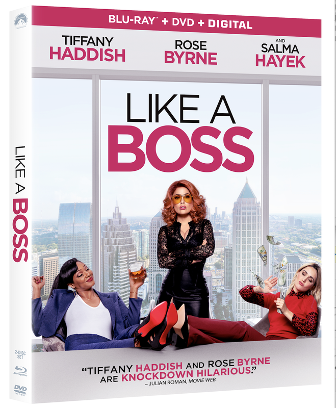 Like A Boss movie available on digital now
