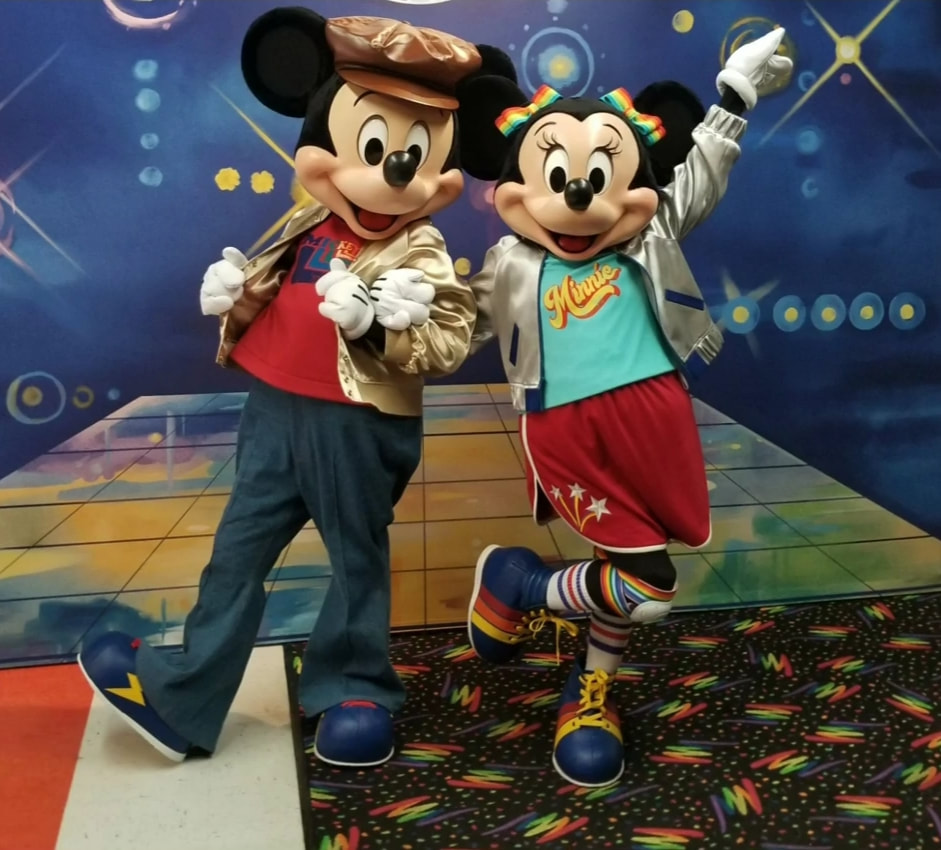 Mickey's Disco Night will be at San Diego Comic Con