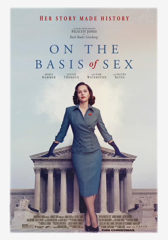 On The Basis Of Sex - Movie Review
