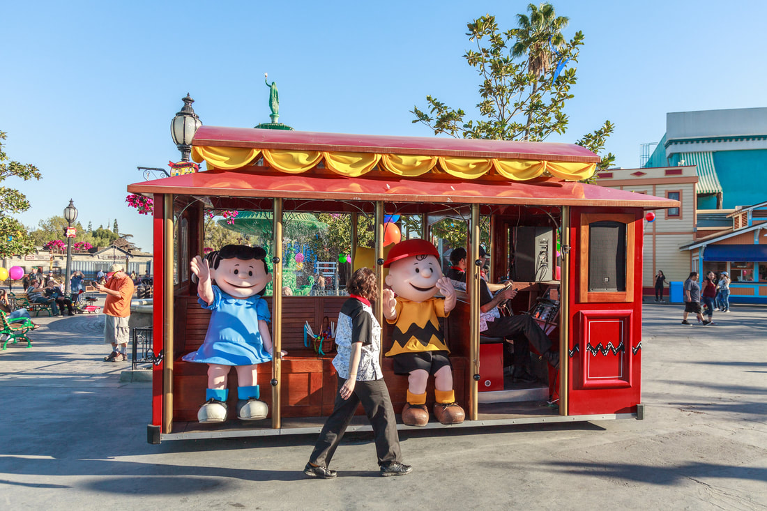 Knott's PEANUTS Celebration 2020