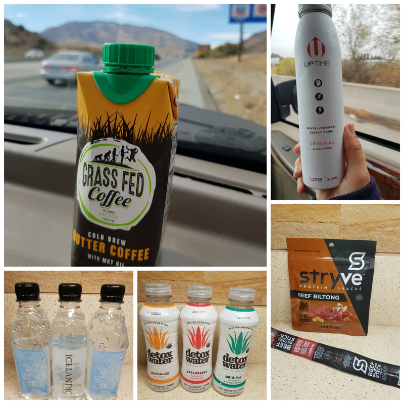 5 Healthy Food Products That We Love While On The Road