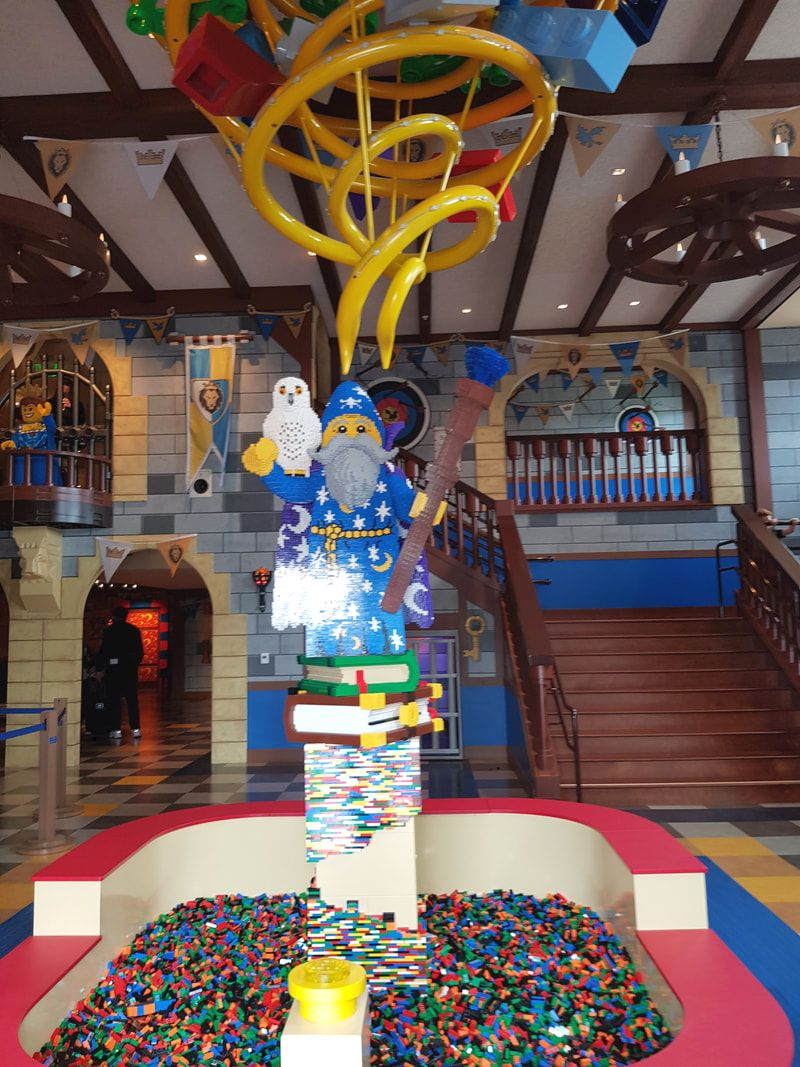 New LEGOLAND® Castle Hotel At LEGOLAND® California Resort Is Now Open