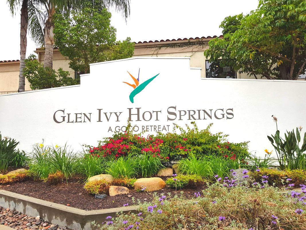 A Full Day Of Wellness At Glen Ivy Hot Springs