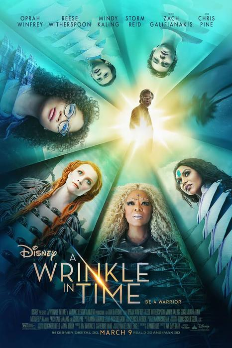 Wrinkle In Time Movie Review