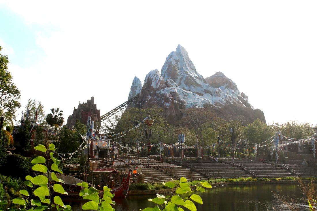 ​Expedition Everest - Legend of the Forbidden Mountain