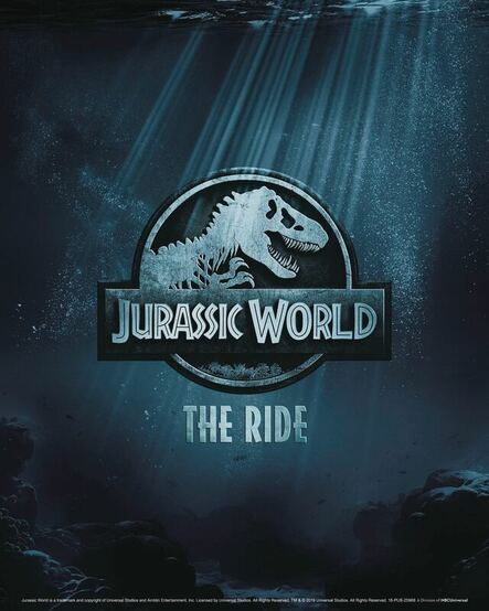 Jurassic World--The Ride, Opening this Summer at Universal Studios Hollywood