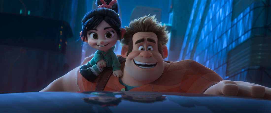 Ralph Breaks the Internet is available on Blu-ray February 26th