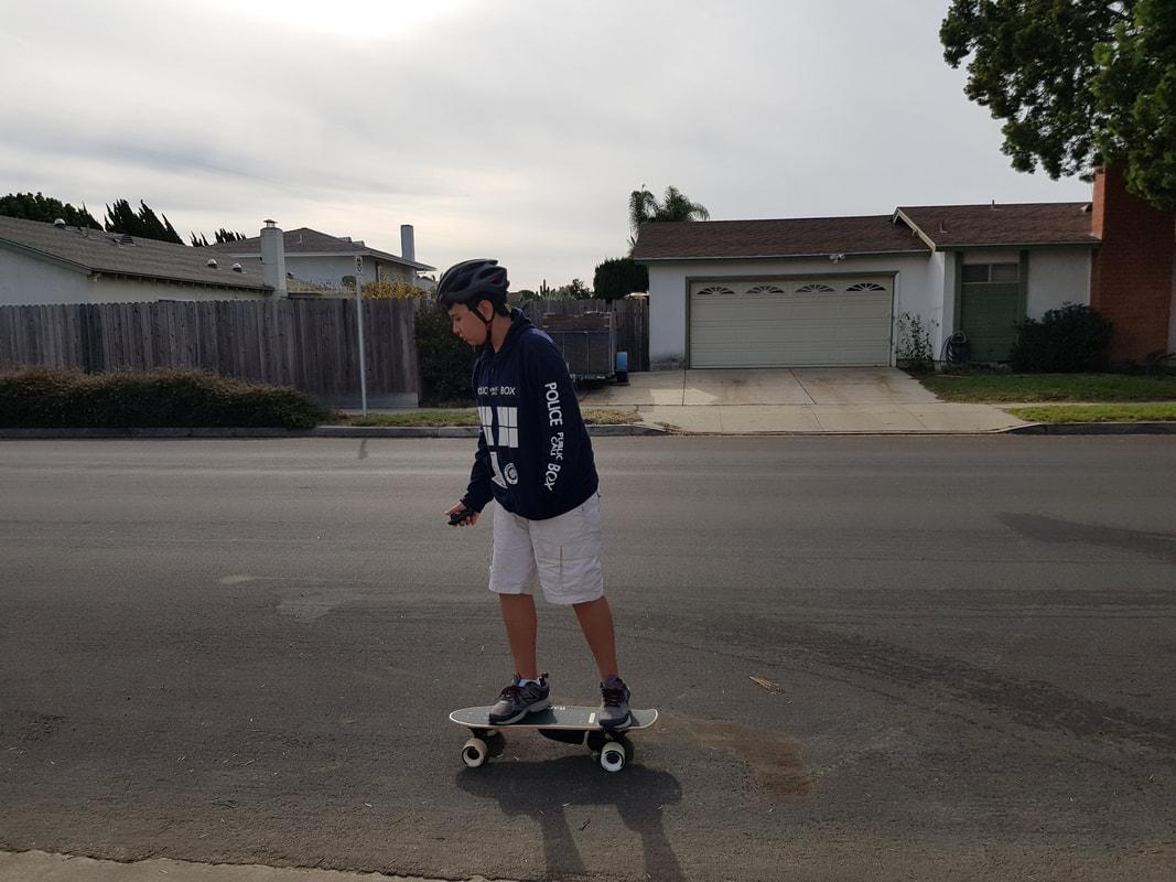 Razorx Cruiser Electric Skateboard My Life Is A Journey