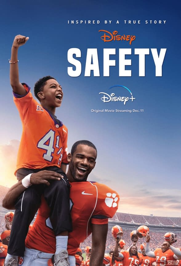Safety on Disney +