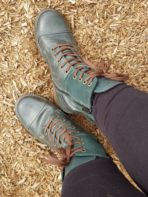 These Boots Are Made for Walkin': Taos Crave Leather Boots