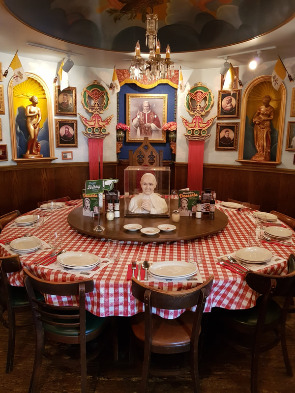 Buca di Beppo Restaurant review