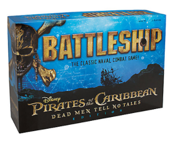 BATTLESHIP®: Pirates of the Caribbean Edition